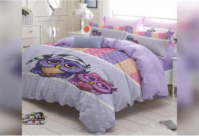 спално бельо двойно