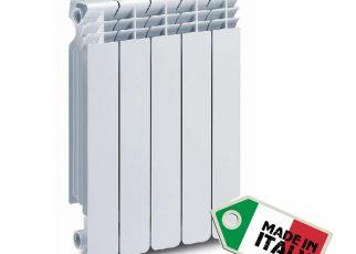 радиатор от алуминий