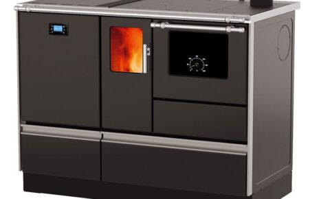 готварска печка на пелети